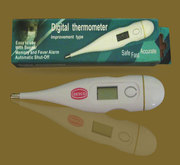 Digital Thermometer Importer and Exporter in India